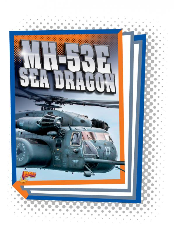 MH-53E Sea Dragon (Paperback)