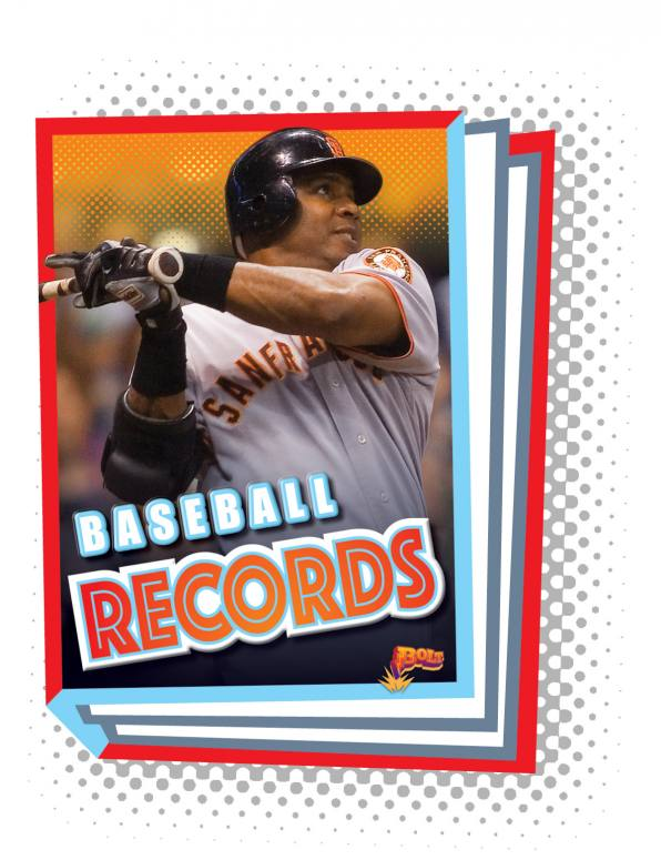 Baseball Records (Paperback)