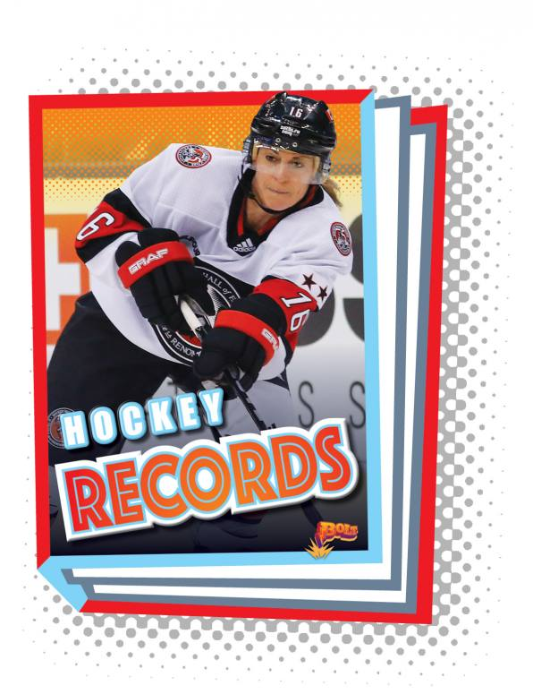 Hockey Records (Paperback)