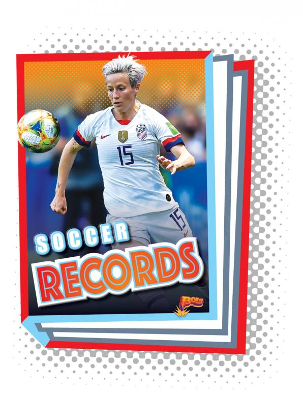 Soccer Records (Paperback)