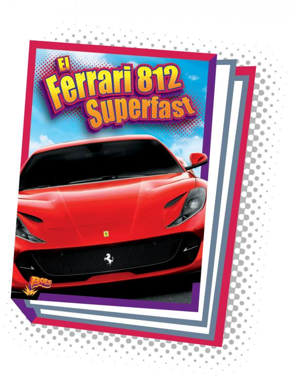 El Ferrari 812 Superfast [Spanish]