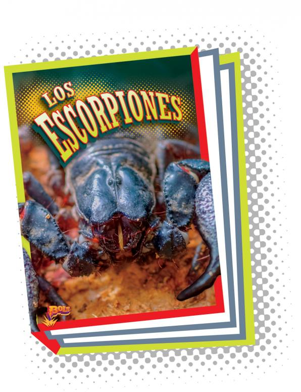 Los escorpiones (Scorpions) [Spanish]