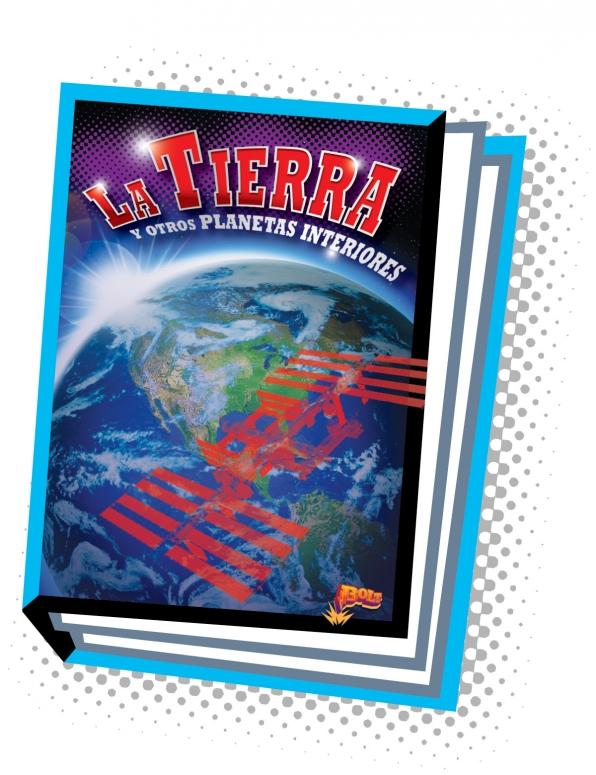 La Tierra y otros planetas interiores (Earth and Other Inner Planets)  [Spanish]