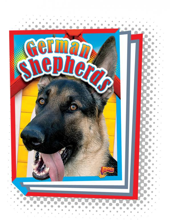 German Shepherds (Paperback)