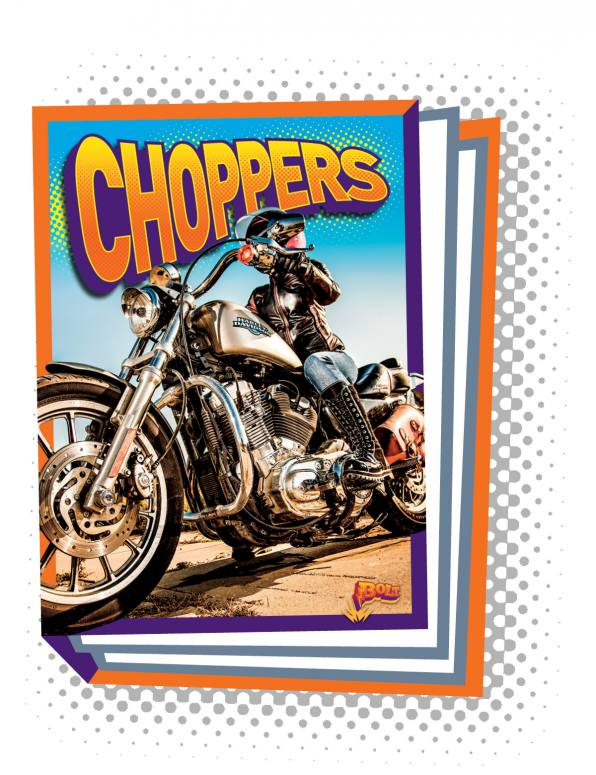 Choppers (Paperback)