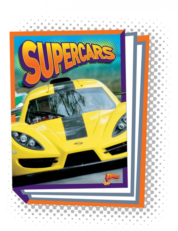 Supercars (Paperback)