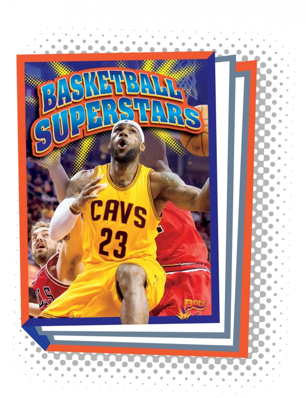 Basketball Superstars (Paperback)