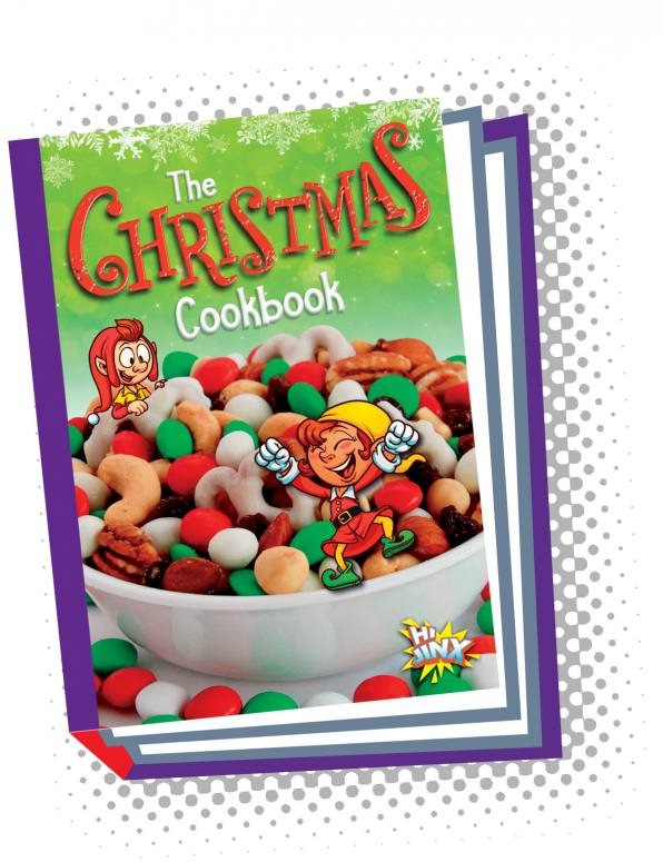 The Christmas Cookbook (Paperback)