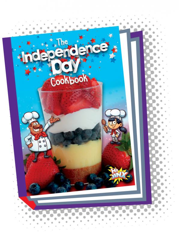 The Independence Day Cookbook (Paperback)