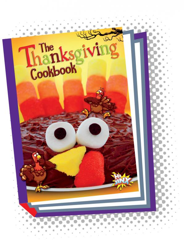 The Thanksgiving Cookbook (Paperback)