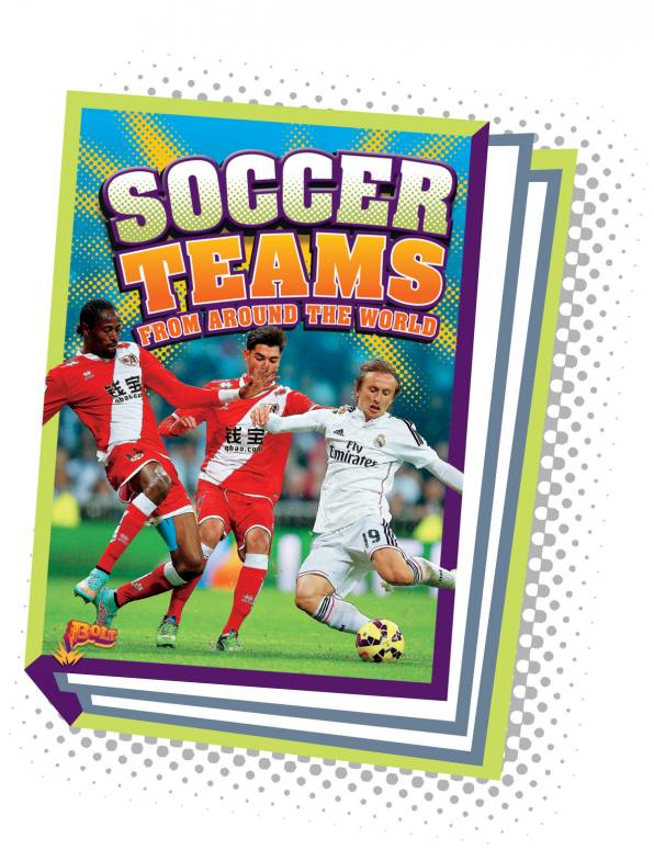 Soccer Teams from around the World (Paperback)