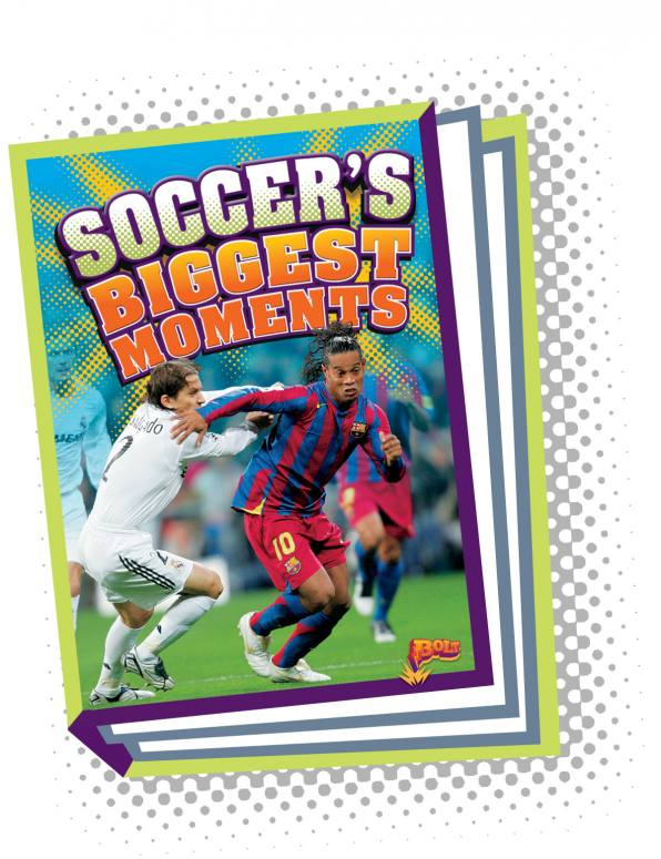 Soccer's Biggest Moments (Paperback)
