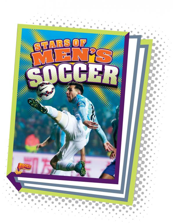 Stars of Men's Soccer (Paperback)