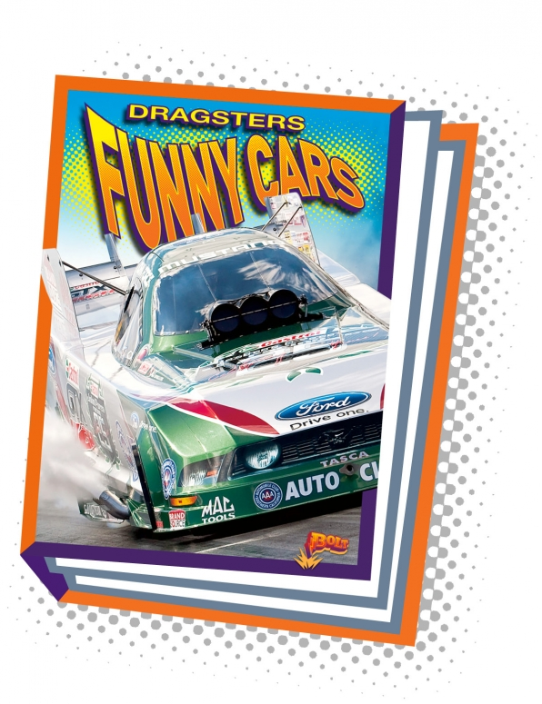 Dragsters Funny Cars (Funny Cars) [Spanish]