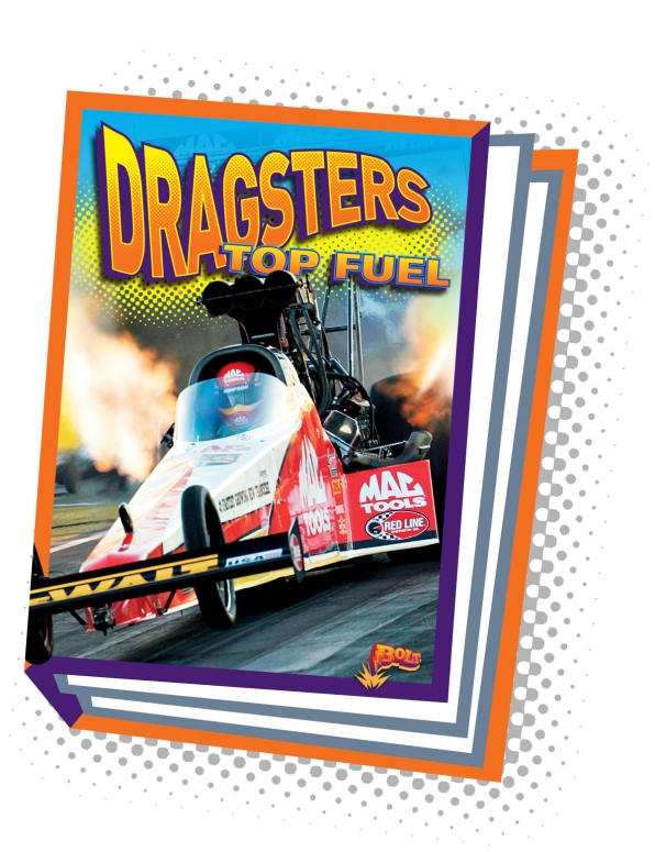 Dragsters Top Fuel (Top Fuel Dragsters) [Spanish]