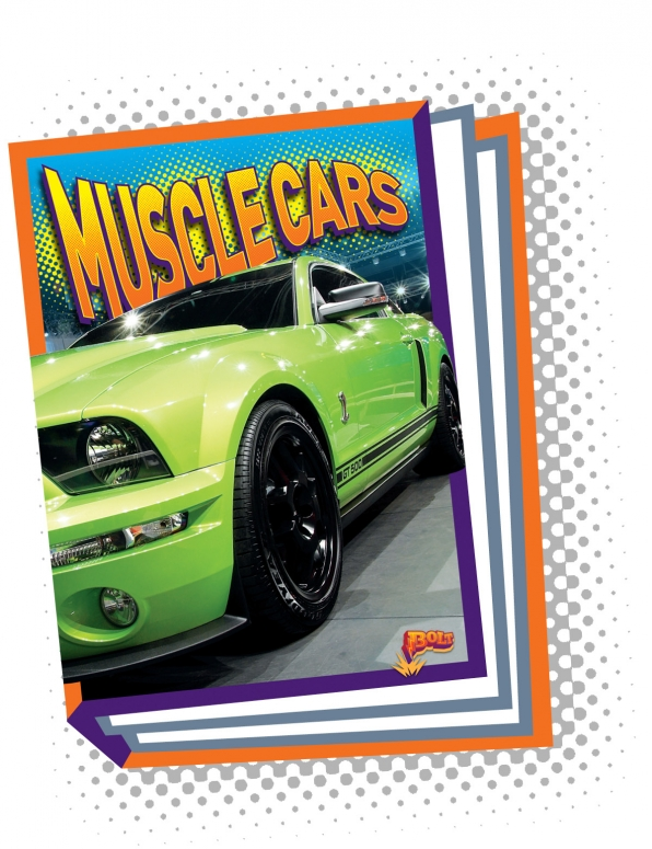 Muscle Cars [Spanish]
