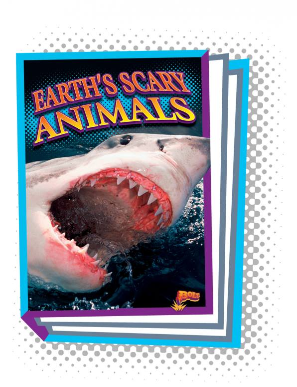 Earth's Scary Animals