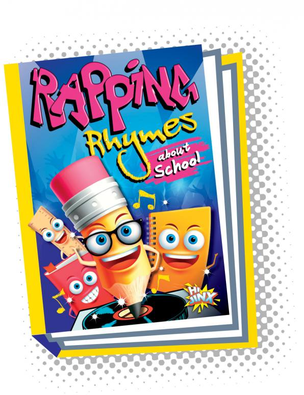 Rapping Rhymes about School (Paperback)