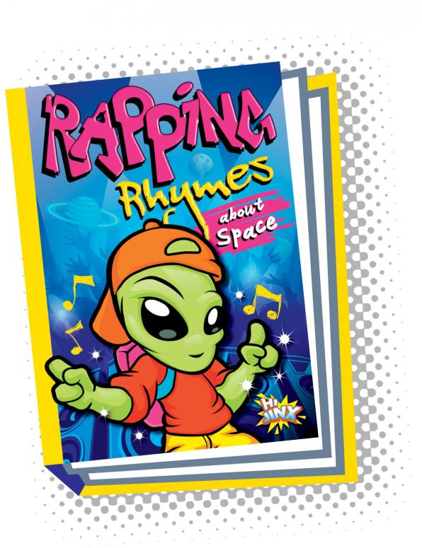Rapping Rhymes about Space (Paperback)
