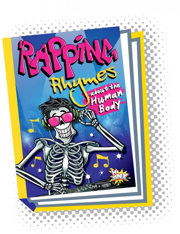 Rapping Rhymes about the Human Body (Paperback)
