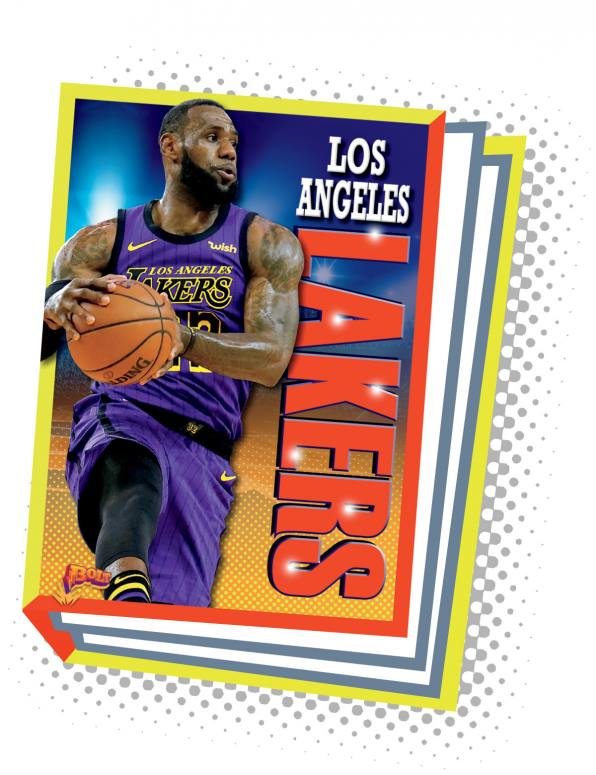 Los Angeles Lakers (Paperback)