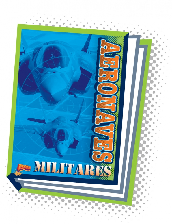 Aeronaves militares (Military Aircraft) [Spanish]
