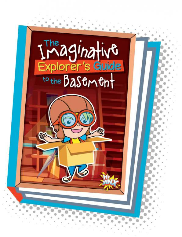 The Imaginative Explorer's Guide to the Basement (Paperback)
