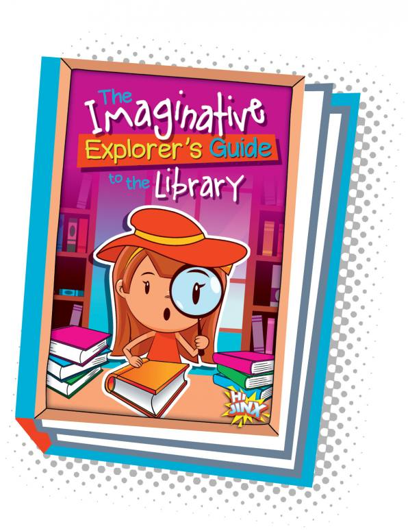 The Imaginative Explorer's Guide to the Library (Paperback)