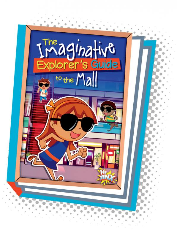 The Imaginative Explorer's Guide to the Mall (Paperback)