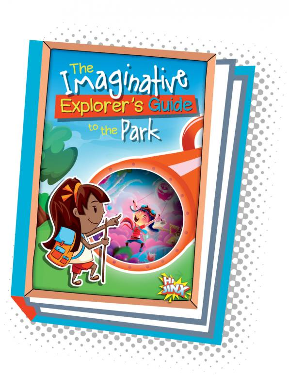 The Imaginative Explorer's Guide to the Park (Paperback)