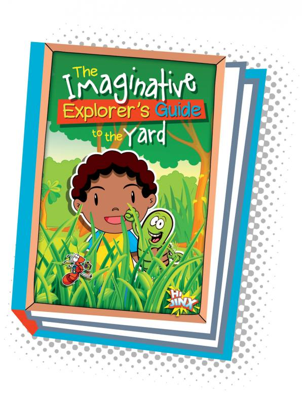 The Imaginative Explorer's Guide to the Yard (Paperback)