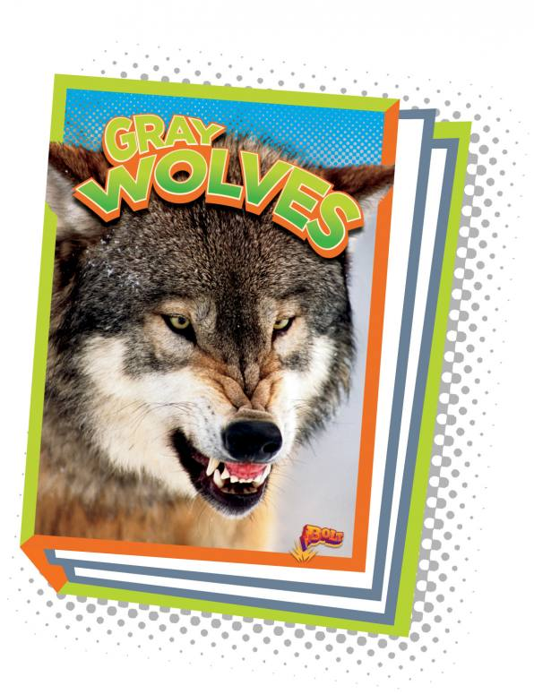 Gray Wolves (Paperback)