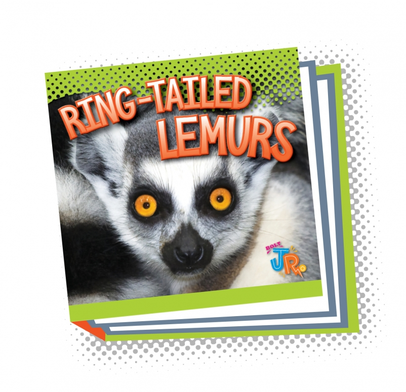 Ring-Tailed Lemurs (Paperback)
