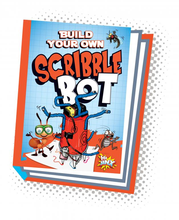 Build Your Own Scribble Bot (Paperback)