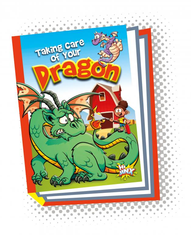 Taking Care of Your Dragon (Paperback)
