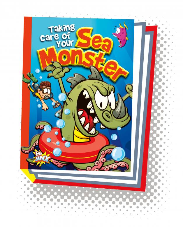 Taking Care of Your Sea Monster (Paperback)