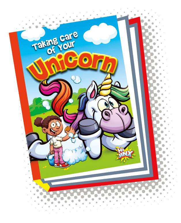 Taking Care of Your Unicorn (Paperback)