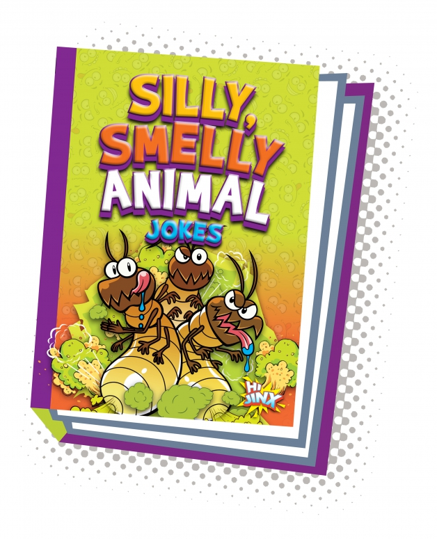 Silly, Smelly Animal Jokes