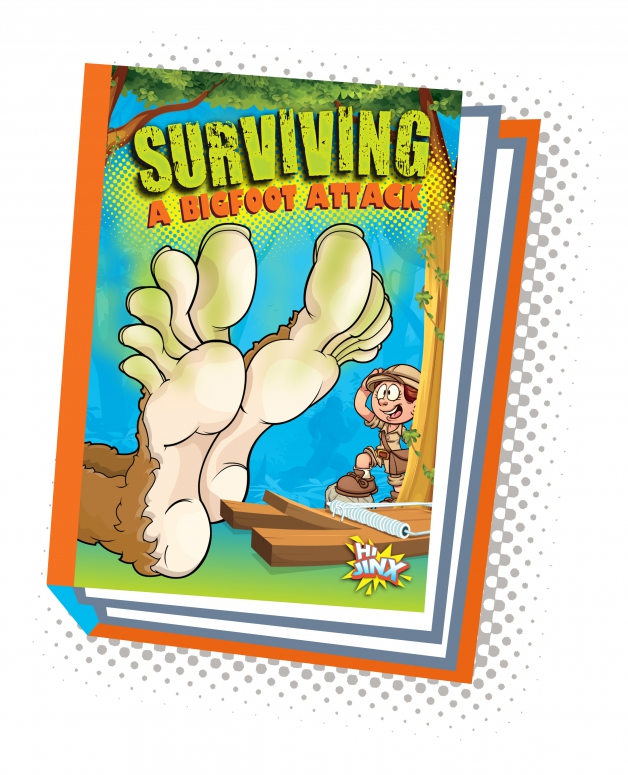 Surviving a Bigfoot Attack