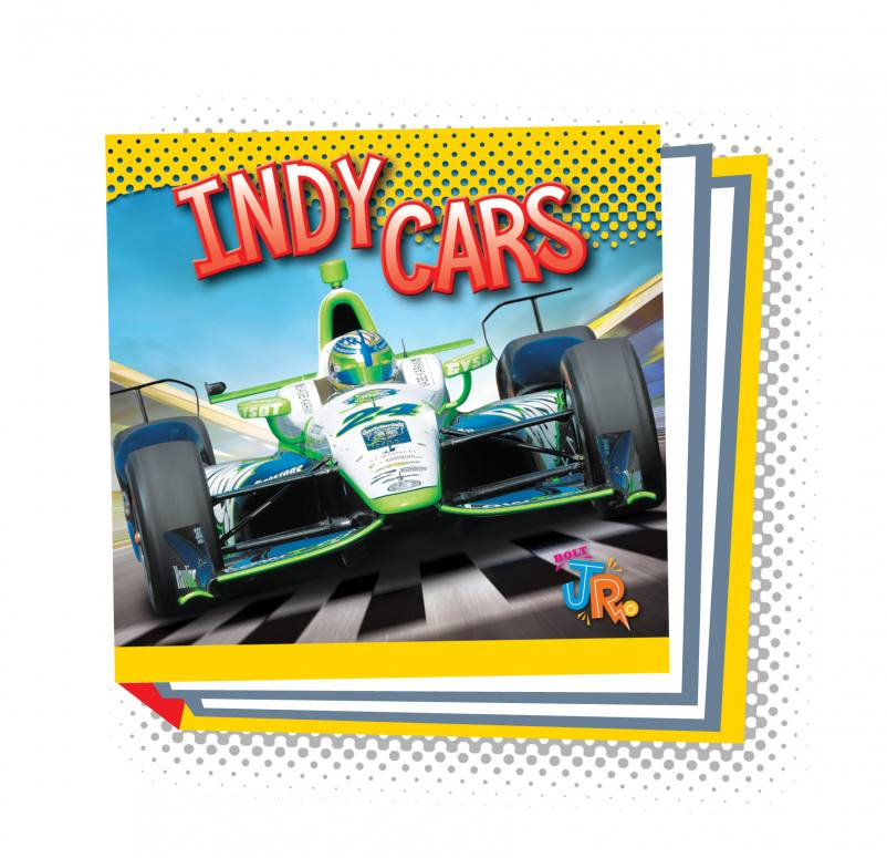 Indy Cars (Paperback)