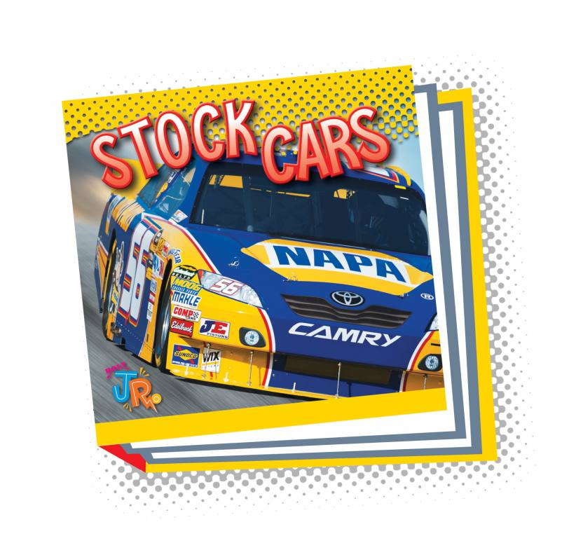 Stock Cars (Paperback)